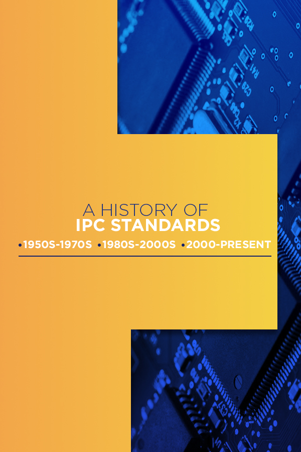 A history of IPC Standards