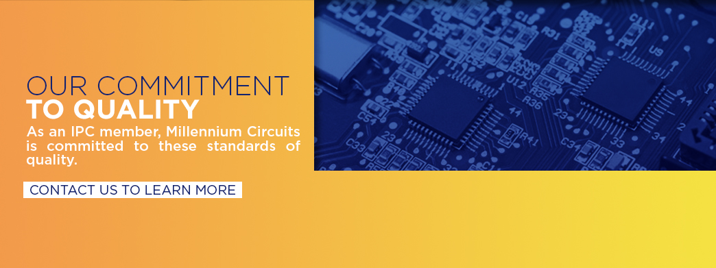 Millennium Circuits quality to commitment