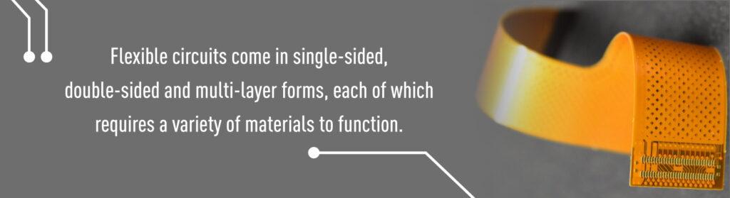 flexible circuit board material