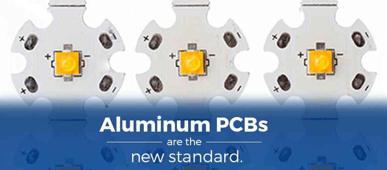 LED lights for aluminum pcb