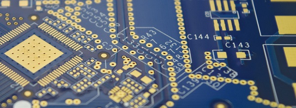 immersion gold surface finish for pcb