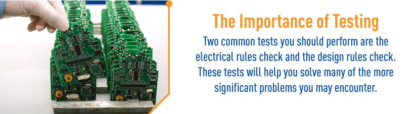 Printed Circuit Board Testing Importance