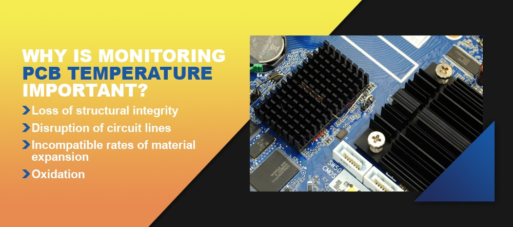 Why Is Monitoring PCB Temperature Important?