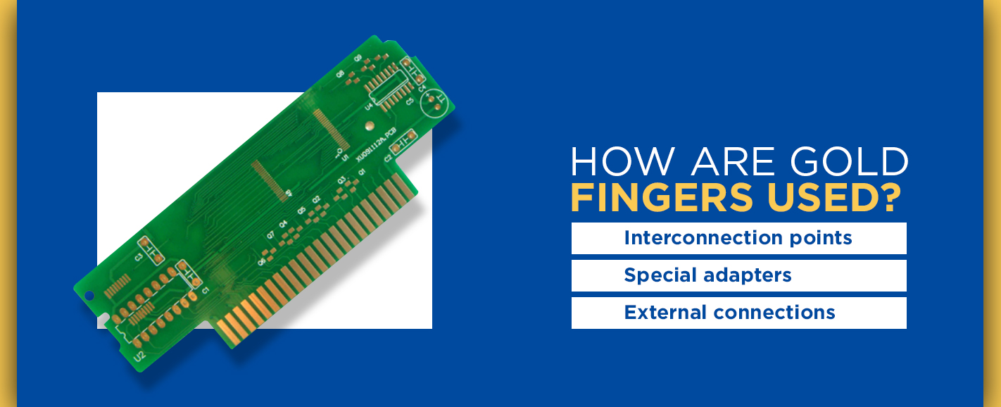 How Are Gold Fingers Used?