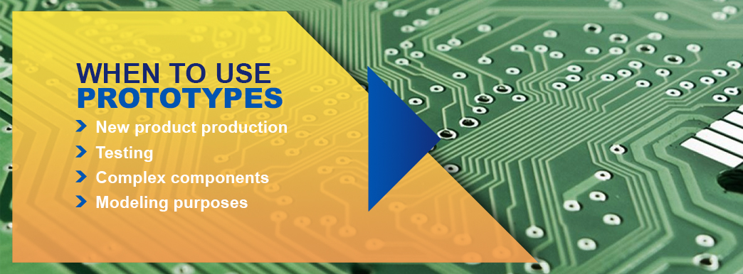 When to use pcb protoypes