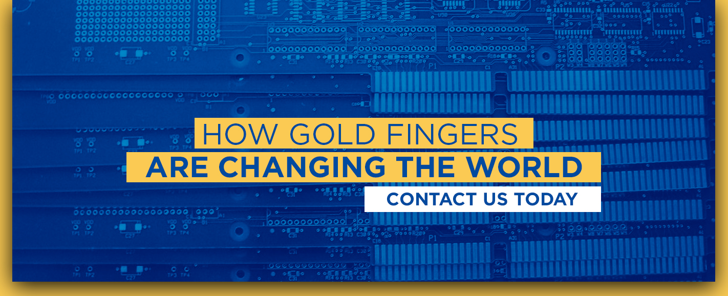 How Gold Fingers Are Changing the World