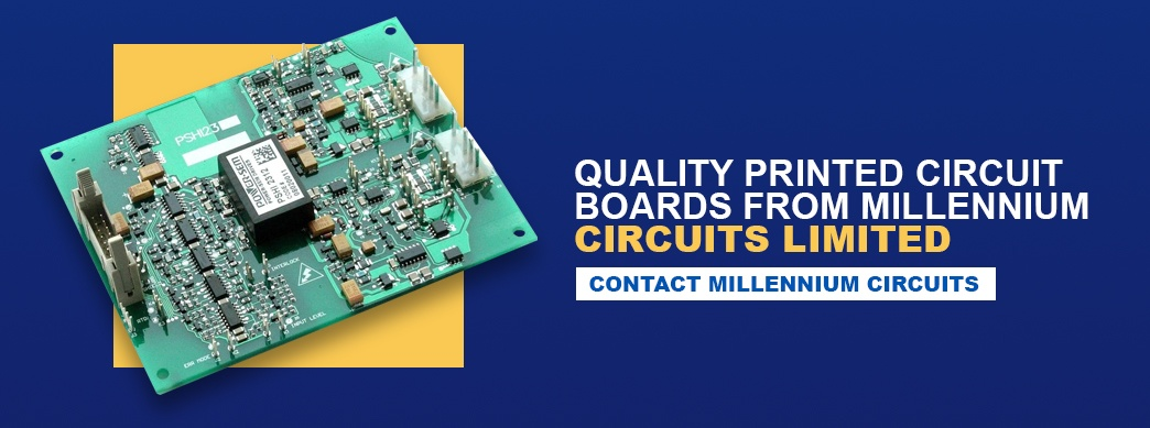 Quality Printed Circuit Boards From Millennium