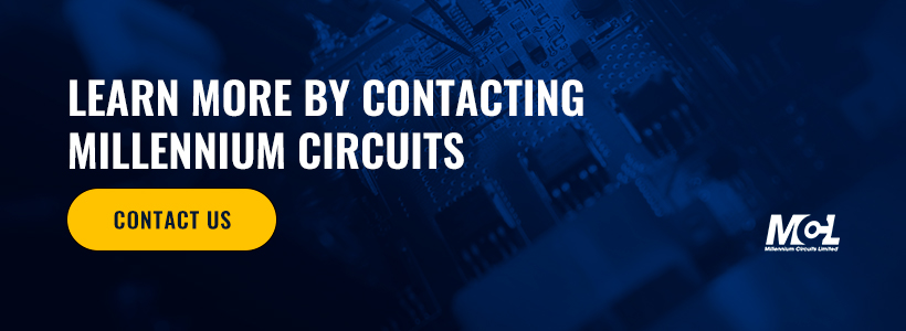 Learn more by contacting Millennium Circuits
