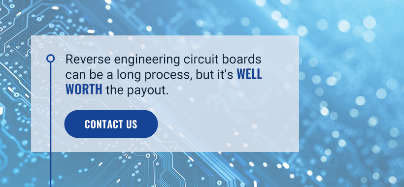Reverse engineering circuit boards can be a long process, but it's well worth the payout.